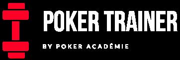 Logo poker trainer